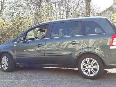 brugt Opel Zafira 1,8 Cosmo Easytronic Kombi / Family Van,