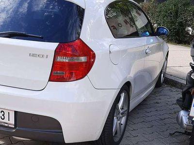gebraucht BMW 120 1er-Reihe (E81) Österreich-Paket Aut.