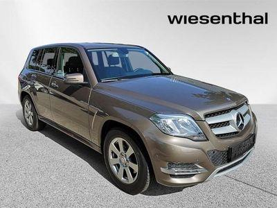 gebraucht Mercedes GLK220 CDI