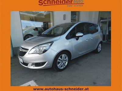 gebraucht Opel Meriva 1,7 CDTI Ecotec Österreich Edition Aut.