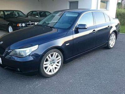gebraucht BMW 525 5er-Reihe i Limousine