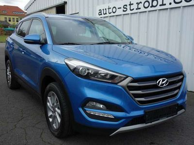 gebraucht Hyundai Tucson 2,0 CRDI 4WD Style