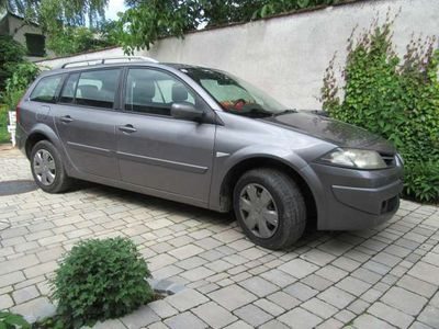 gebraucht Renault Mégane GrandTour Extreme 1,4 16V Kombi / Family Van
