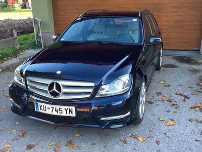 gebraucht Mercedes C250 C-KlasseAMG-Line Kombi / Family Van