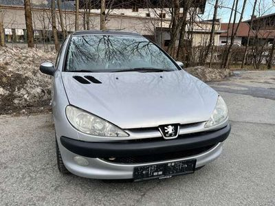 gebraucht Peugeot 206 ( PANORAMADACH, KLIMA,........)