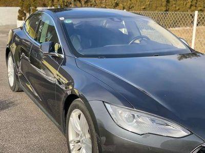 gebraucht Tesla Model S 85D inkl. free SuC Unfallfrei