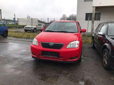 gebraucht Toyota Corolla Klein-/ Kompaktwagen