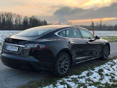 gebraucht Tesla Model S S75 - MWSt Ausweisbar - unbegr Superch -