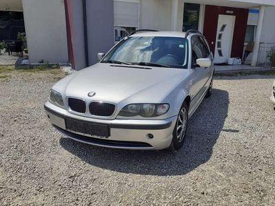 gebraucht BMW 318 3er-Reihe Kombi Diesel (E46) touring