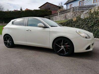 brugt Alfa Romeo Giulietta 1,4 TB Limousine,