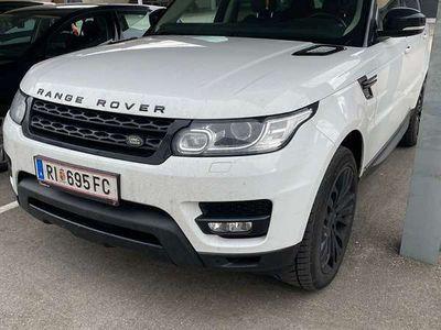 gebraucht Land Rover Range Rover Sport HSE SDV8 SUV / Geländewagen
