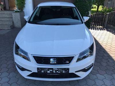 used Seat Leon FR Plus 2,0 TDI 1.Besitz-LED-Facelift