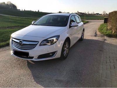 gebraucht Opel Insignia 2.0 CDTI Sports Tourer ecoFLEXStart/Stop Business