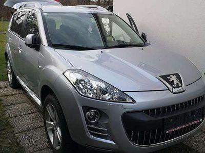 gebraucht Peugeot 4007 SUV / Geländewagen