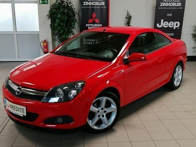 gebraucht Opel Astra Cabriolet Twin Top Cosmo 1,6 Twinport