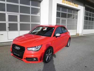 gebraucht Audi A1 Sportback 1,2 TFSI admired s-line