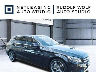 gebraucht Mercedes C400 C-KlasseT 4M AMG+Comand+Pano+Sportabgas... Kombi / Family Van,