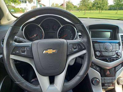 gebraucht Chevrolet Cruze Limousine
