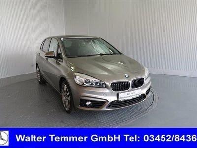 gebraucht BMW 218 Active Tourer i Sport-Line Aut.