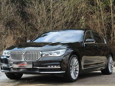 gebraucht BMW 750 7er-Reihe d xDrive Aut.xDrive Aut. *VOLL*BOWERS*ENTERTAINMENT NP160k Limousine