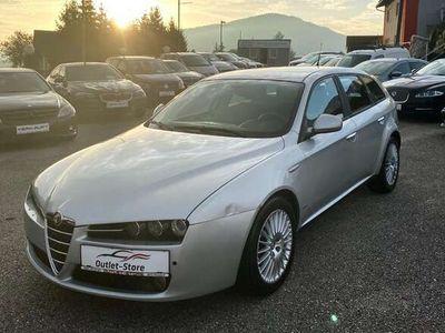 gebraucht Alfa Romeo 159 Alfa SW 1,9 JTDM 16V Distinctive*Garantie*