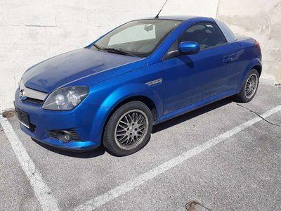 gebraucht Opel Tigra cc Cabrio / Roadster
