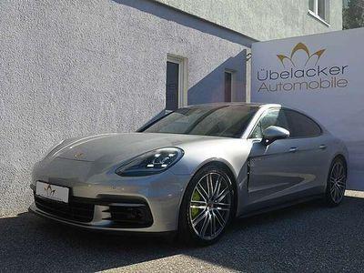 gebraucht Porsche Panamera 4 E-Hybrid PHEV Aut.
