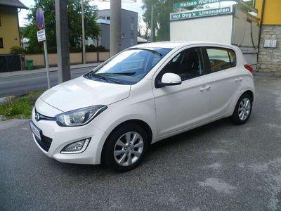 used Hyundai i20 1,25 Comfort Klein-/ Kompaktwagen,