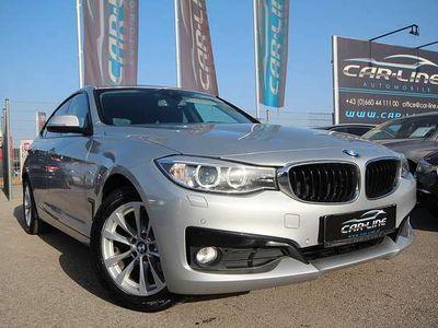 gebraucht BMW 318 Gran Turismo 3er-Reihe d GT Österreich-Paket |Komfort ... Limousine