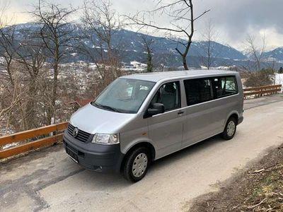 gebraucht VW Caravelle T52,5 TDI 4motion