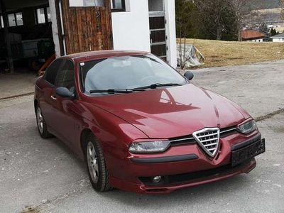gebraucht Alfa Romeo 156 2.0 Twin Spak Limousine