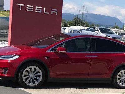 gebraucht Tesla Model X X100D SUV / Geländewagen