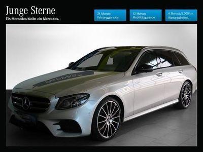 gebraucht Mercedes E300 T Aut.