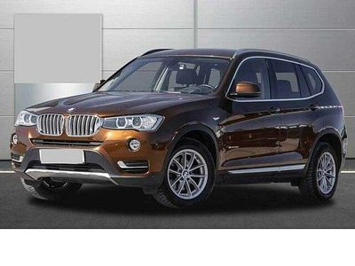 gebraucht BMW X3 xDrive 20d xLine Aut. Navi,Xenon,Leder,SHZG,el.Hec