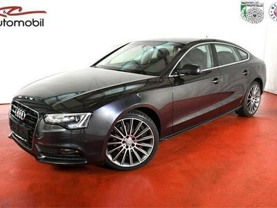 gebraucht Audi A5 Sportback 2,0 TDI DPF