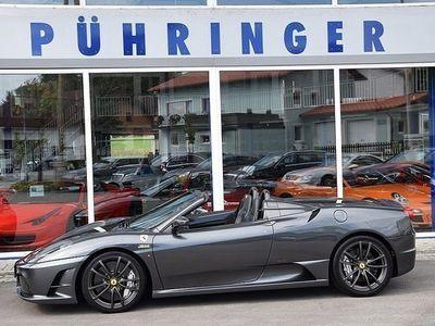 gebraucht Ferrari F430 Scuderia Spider 16M *1of499*2.Hand*