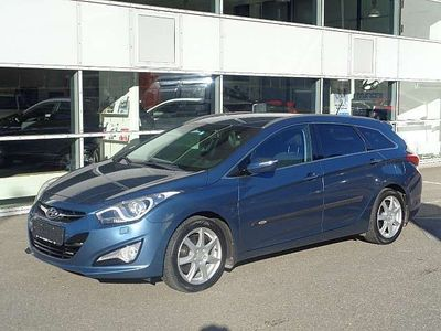 gebraucht Hyundai i40 Style 1,7 CRDi DPF Aut.