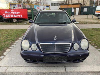 brugt Mercedes E220 CDI Aut.