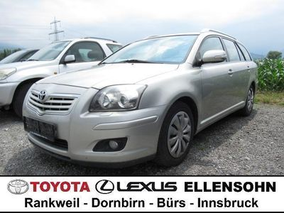 used Toyota Avensis 2,0 D-4D125 DPF KOMBI SOL