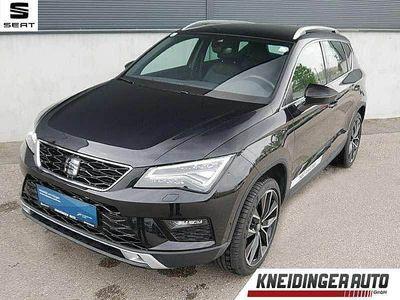 gebraucht Seat Ateca 2,0 Xcellence 4WD TDI DSG VOLLEDER