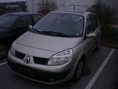 gebraucht Renault Scénic ScenicAuthentique 1,5 dCi