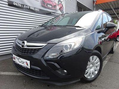 gebraucht Opel Zafira 1,6 CDTI ecoFlex Edition Kombi / Family Van,