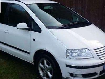 gebraucht VW Sharan Trendline TDI tiptronic Kombi / Family Van