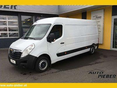 gebraucht Opel Movano 35t L3 H2