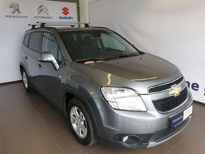gebraucht Chevrolet Orlando 1,8 LT Kombi / Family Van,