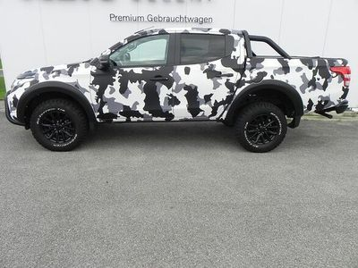 gebraucht Mitsubishi L 200 DK DI-D 2,4 HP Instyle Connect 4WD AT Led.