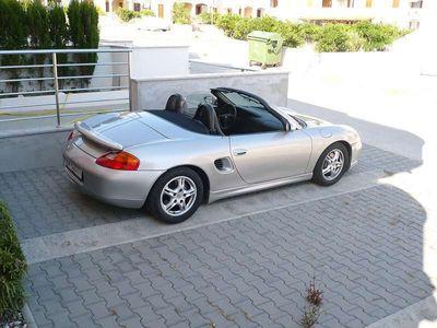 gebraucht Porsche Boxster 2,7l Cabrio / Roadster,