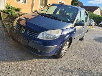 gebraucht Renault Scénic ScenicSky 1,9 dCi DPF