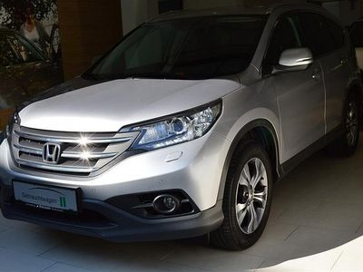 gebraucht Honda CR-V 1,6i-DTEC Lifestyle