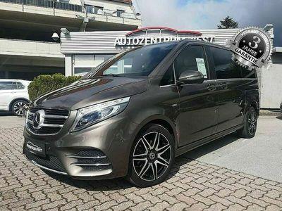 gebraucht Mercedes V250 d kompakt Avantgarde Edition Aut...*AMG Line*